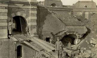 Prise du Fort 7 septembre 1914