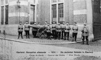 Charleroi-caserne-guides