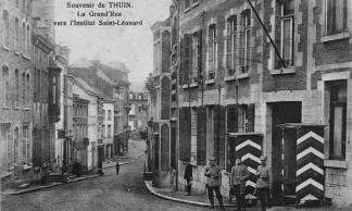 Commandanture-Thuin