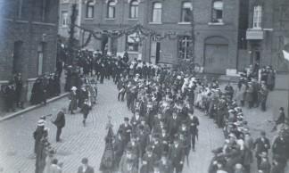 Commemoration-20e-anniversaire-bataille-de-Lobbes-28-aout-1934