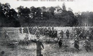 Assaut-Infanterie-francaise-1914