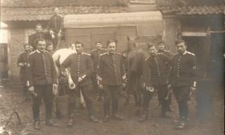 Cavalerie-Sordet-en-1914-a-Forge