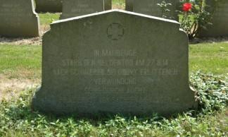 stèle prince Ernst de Sax Meiningen