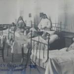 Ambulance-provisoire-de-Leernes